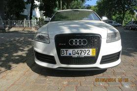 Audi RS6 Avant 580PS, V10-Bi-Turbo Motor/Lamborghini, Vollausstattung