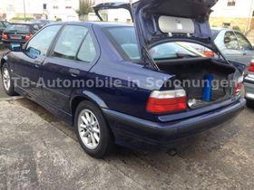 BMW 316i Comfort Edition 1. Hand,  Tüv neu