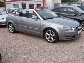 Audi A4 -Cabrio-2,7-TDI/S-Line/Viele Extras