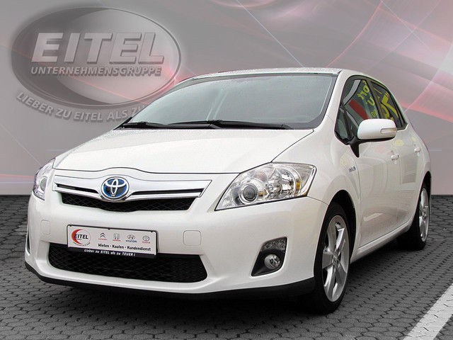 Used Toyota Auris 1.8 Hybrid