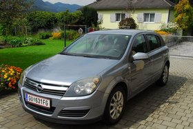 Opel Astra, 125 PS/2004
