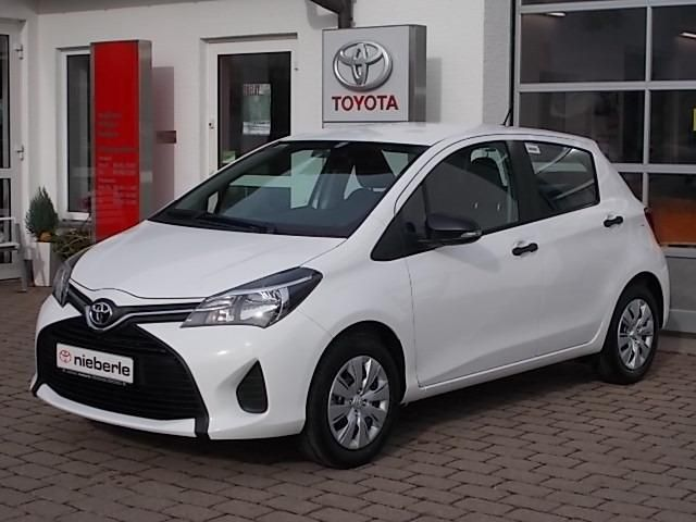 TOYOTA Yaris 1.0 VVT-i Cool & Sound Paket/Multifunktionslenkrad