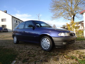 Opel Astra -F-CC