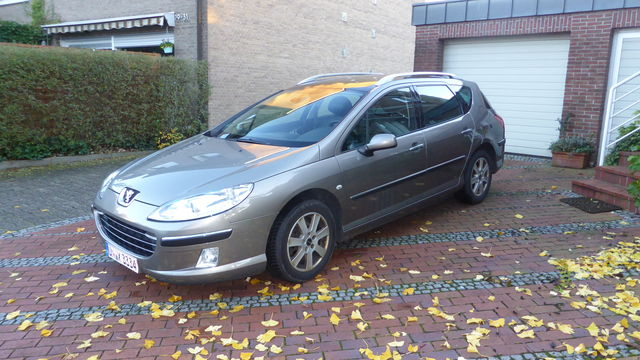 Peugeot 407 Automatik