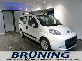 Fiat Qubo 1.3Multijet Dynamic Klima Schiebetüren Seite
