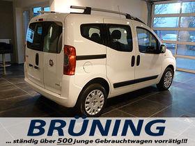 Fiat Qubo 1.3 Multijet Diesel Klima Schiebetüren Seite