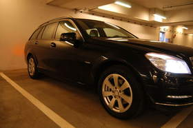 Mercedes-Benz C 220 T CDI DPF Automatik BlueEFFICIENCY