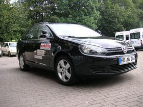 VW Golf VI Variant 1.6 TDI DPF Parkhilfe AHK