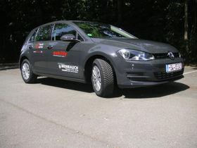 VW Golf VII Trendline BlueMotion AHK Fahrschule