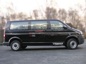 VW T5 Kombi 2.0 TDI 9-Sitzer Rollstuhlplatz/Rampe