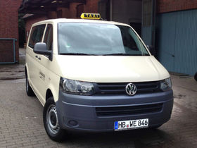 VW T5 Caravelle 2.0 Trend. BlueMotion lang AHK TAXI
