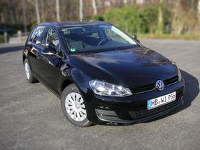 VW Golf VII 1.6 TDI BlueMotion AHK Fahrschule