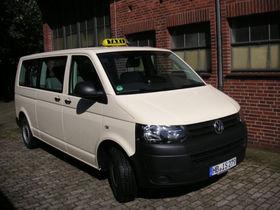 VW T5 Caravelle Trendl. lang BlueMotion AHK TAXI
