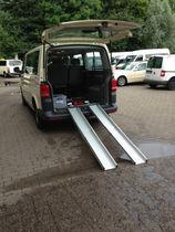 VW T5 Caravelle BlueMotion AHK TAXI Rollstuhlplatz