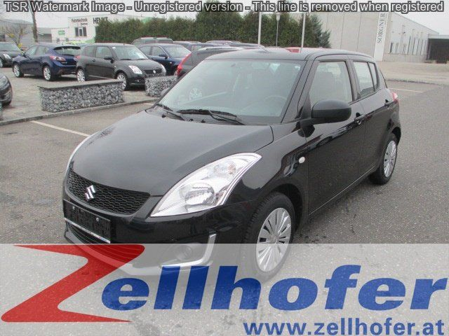 SUZUKI SWIFT 1.2 5DR pure