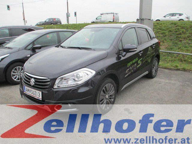 SUZUKI SX4 S-CROSS 1.6 DDiS ALLGRIP ID flash