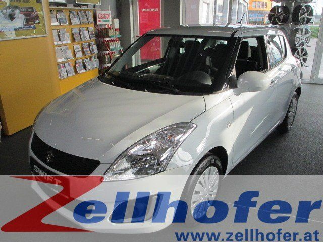 SUZUKI SWIFT 1.2 5DR clear