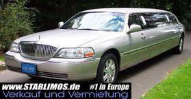 LINCOLN Town Car Stretchlimousine Krystal Z5
