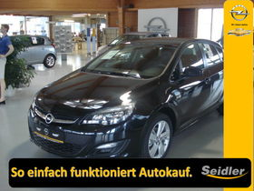 OPEL Astra Style 1.4T 5tg.