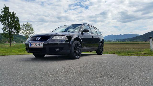 VW Passat 2,5l TDI V6