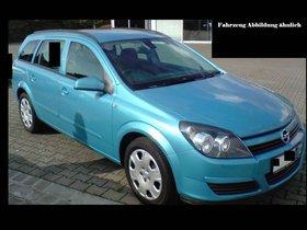 Opel Astra H Caravan 1,6 Twinport mit Panorama-/Hub-/Schiebedach