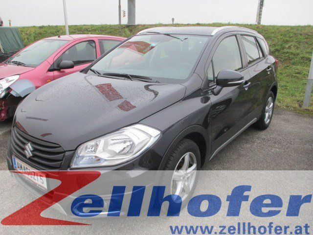 SUZUKI SX4 S-CROSS 1.6 ALLGRIP CVT shine