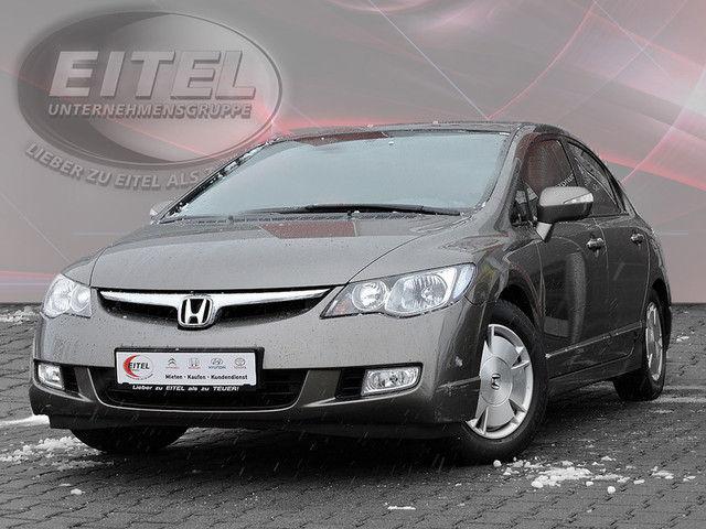 HONDA Civic 1.3 i-DSI VTEC Hybrid KLIMA SHZ PDC