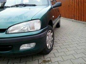 Peugeot 106, Automatik, 75 PS