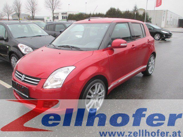SUZUKI Swift 1,3 GL 5DR Smile