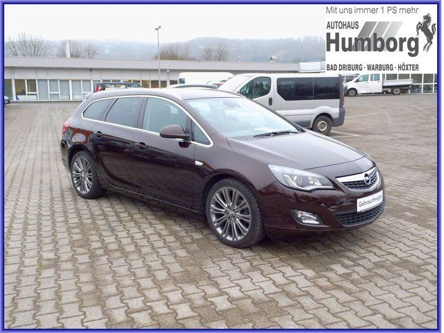 OPEL Astra J 1.6 Turbo Innovation