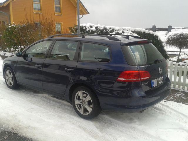 VW Passat 1,6 TDI BlueMotion