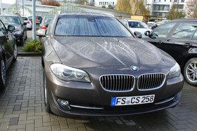 BMW 520d Touring Navi-Prof., Leder, Panorama-Glasd., Scheckheftgepfl., 1. Hand