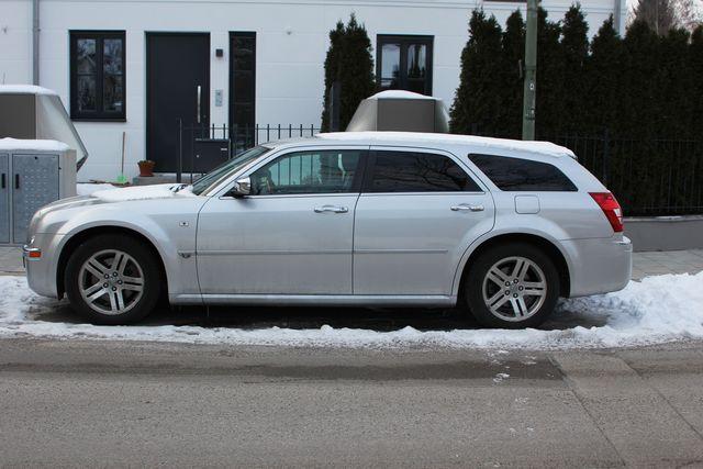 Chrysler 300C Kombi 3,5 Touring LX