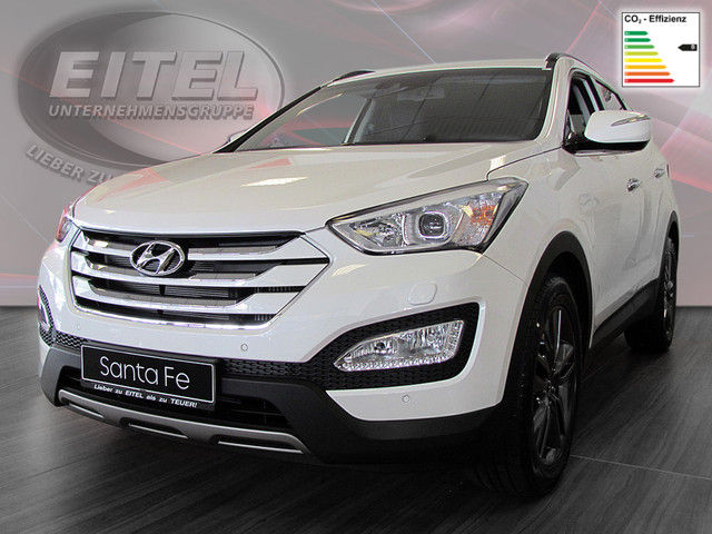 HYUNDAI Santa Fe 2.2 CRDi 4WD Premium SHZ PDC XENON NAVI