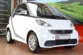 SMART fortwo coupé mhd