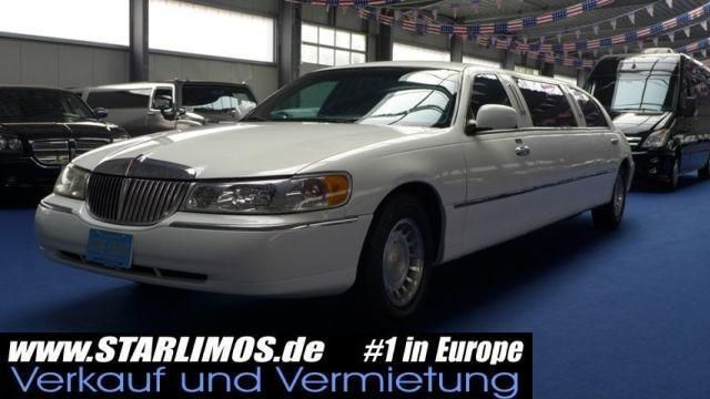 LINCOLN Town Car Stretchlimousine 7,2 m