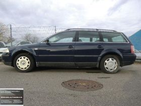 VW Passat 1,9~TDI~DPF~Klimatronik~130PS/96 KW~