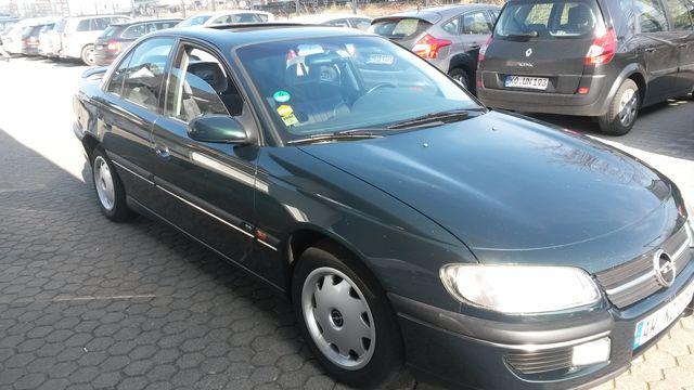 Opel Omega GL, -CD