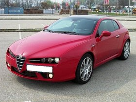 Alfa Romeo Brera 2.4 JTDM 20V DPF