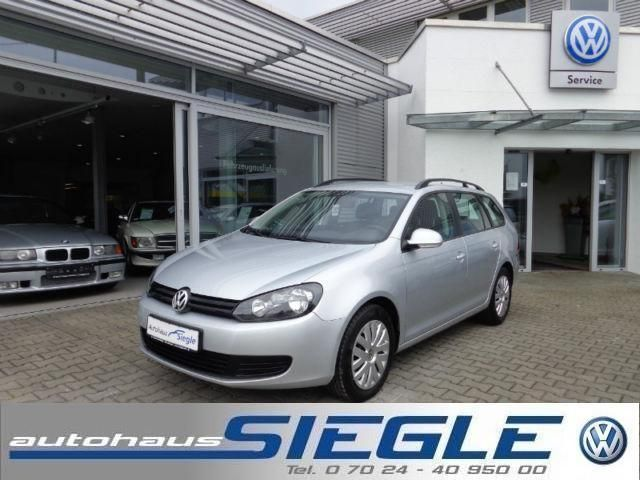 VW Golf 6 Variant 1.6 TDI BlueMotion-Navi