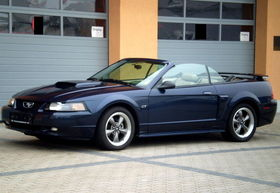 FORD Mustang V8 Cabrio GT Premium  TOP-ZUSTAND