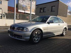 BMW 320 Ci 2HAND KLIMA TOP ZUSTAND