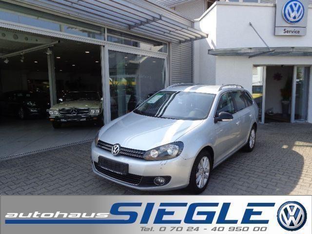 VW Golf Variant 1.6 TDI DPF Style-PDC-AHK-Keyless