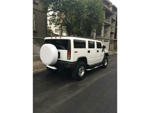 Hummer H2 LPG
