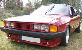 VW Scirocco 1 (Oldtimer/H-Kennzeichen)