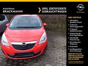 Opel Meriva B Design Edition