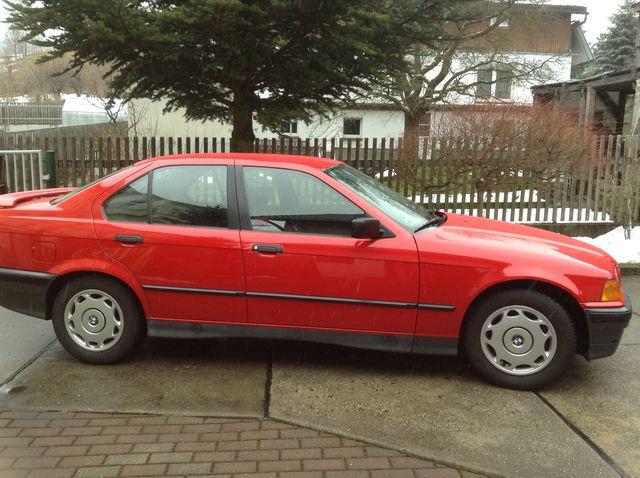 BMW 318i super tolles Schnäppchen, Garagenwagen für Liebhaber