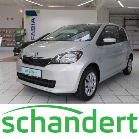 Used Škoda Citigo 1.0