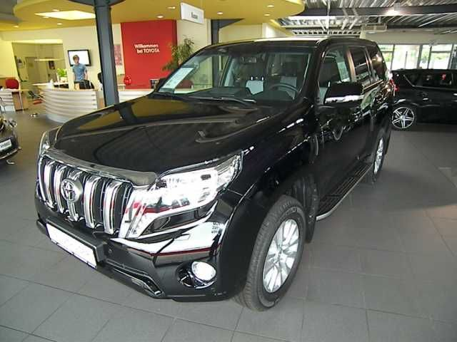 TOYOTA Land Cruiser 3.0 D-4D Automatik Executive, Leder, Navi,