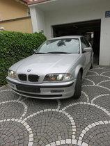 BMW 320i 346L - sehr gepflegt - Garagenfahrzeug - 8fach bereift